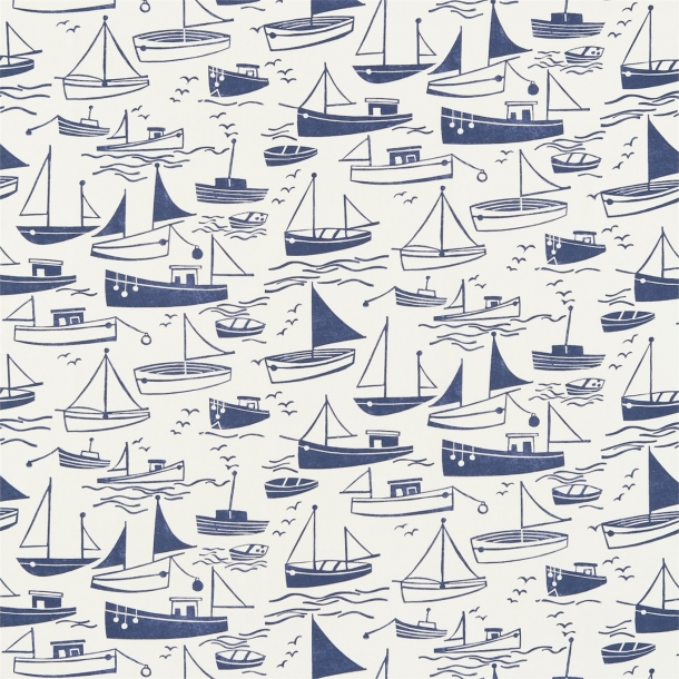 Sail Away - Navy/Neutral